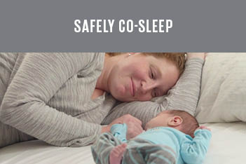 How to get your baby to sleep through the night: Real talk