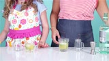 How to make Pineapple Mojitos for adults and kids