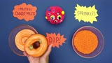 How to make Monster Doughnuts