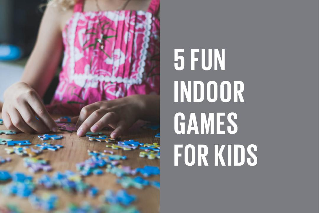Fun Indoor Games For Kids - Indoor games for birthday parties age 6