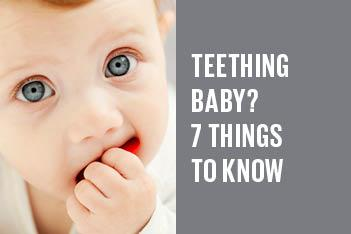 Everything you need to know about teething d05c80a11
