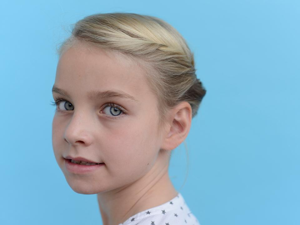 What To Do When Your Kid Cuts Her Own Hair