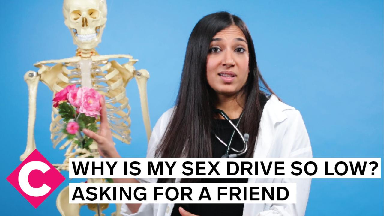 Low fixing sex drive a