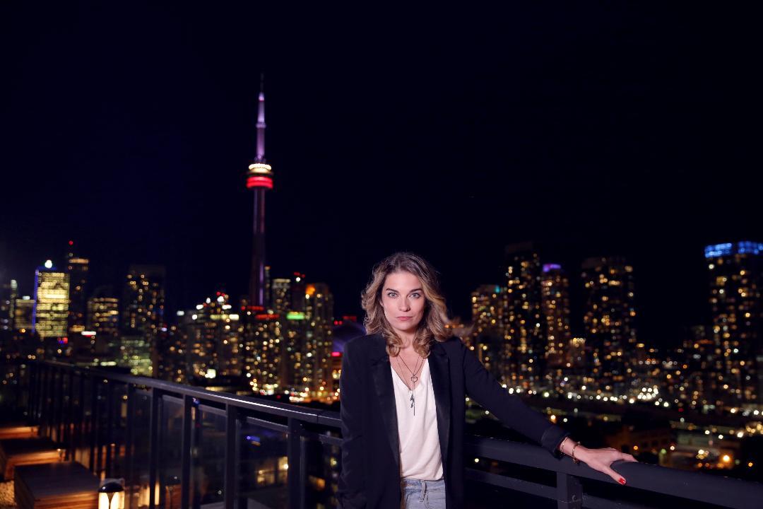 TV star Annie Murphy's fav late-night Toronto hot spots