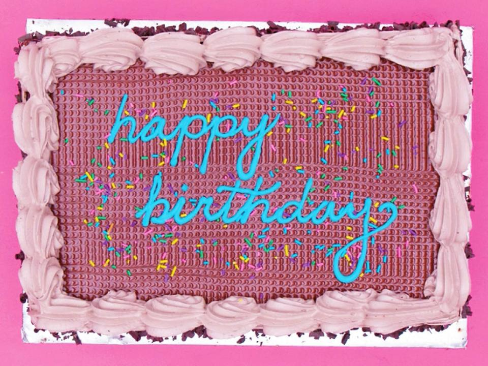 Surprising How To Write Happy Birthday On A Cake Todays Parent Funny Birthday Cards Online Alyptdamsfinfo