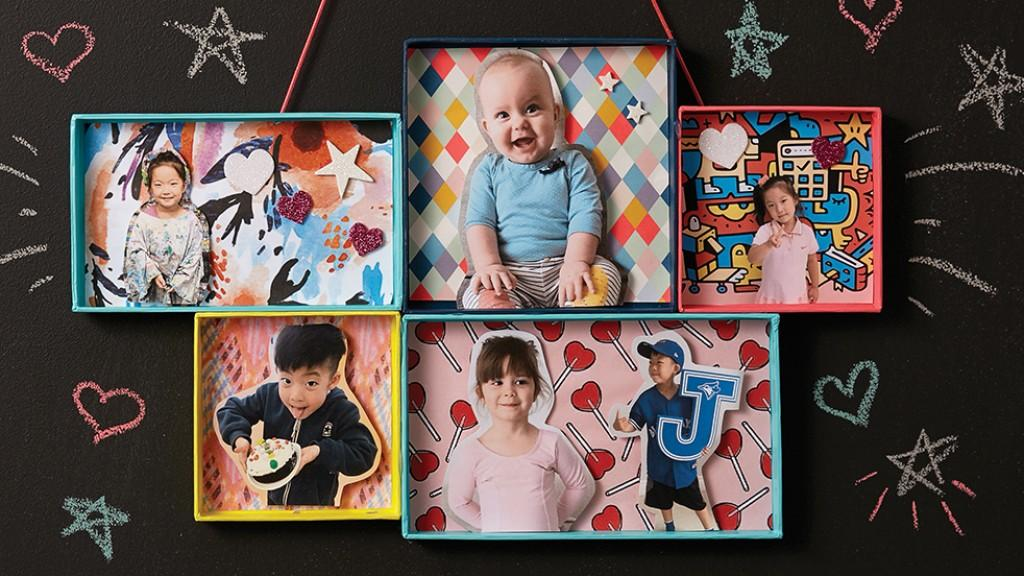 How To Make A Picture Frame Collage Video Todays Parent