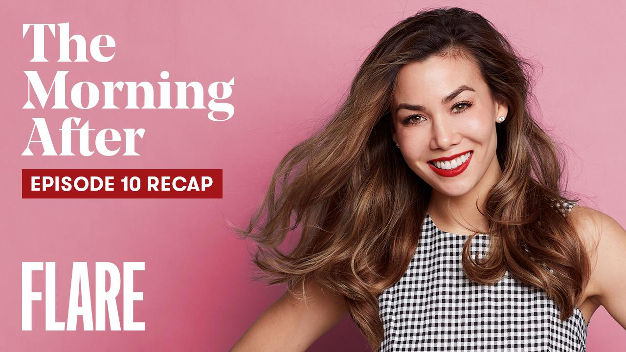 The Morning After Sharleen Joynt Recaps The Bachelorette Episode 10
