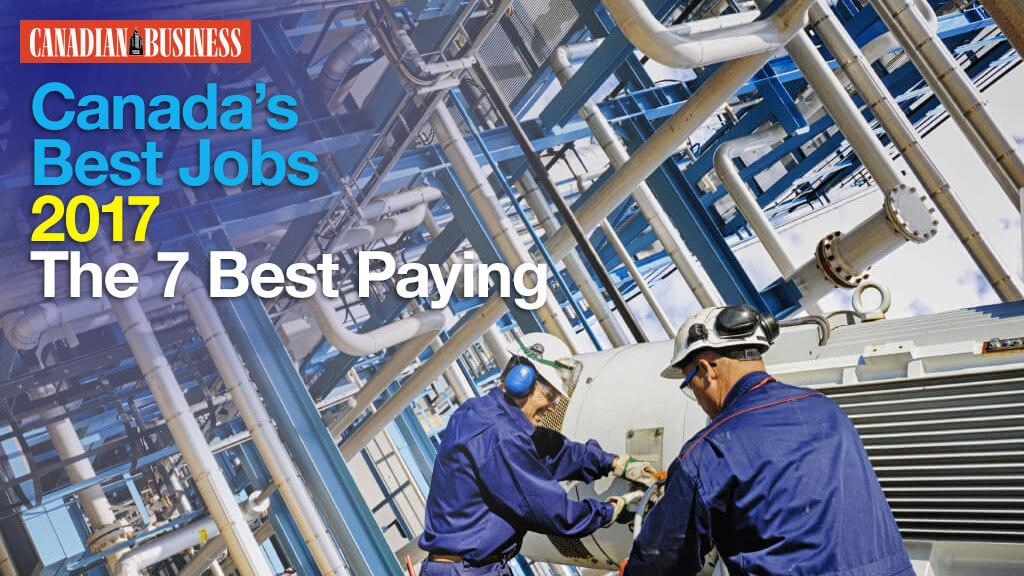 Canada's Best Jobs: Mining & Forestry Manager